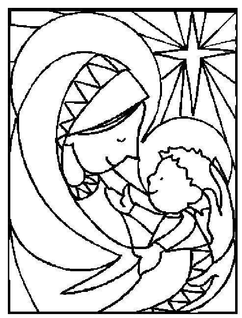 Christelijke Kerst Kleurplaten Nl Juf Lia Juflia